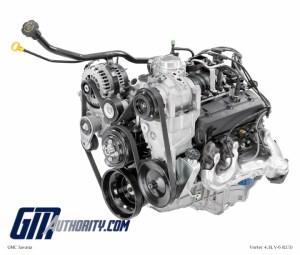 GM 43 Liter V6 Vortec LU3 Engine Info, Power, Specs, Wiki