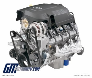 GM 62 Liter V8 Vortec L94 Engine Info, Power, Specs, Wiki