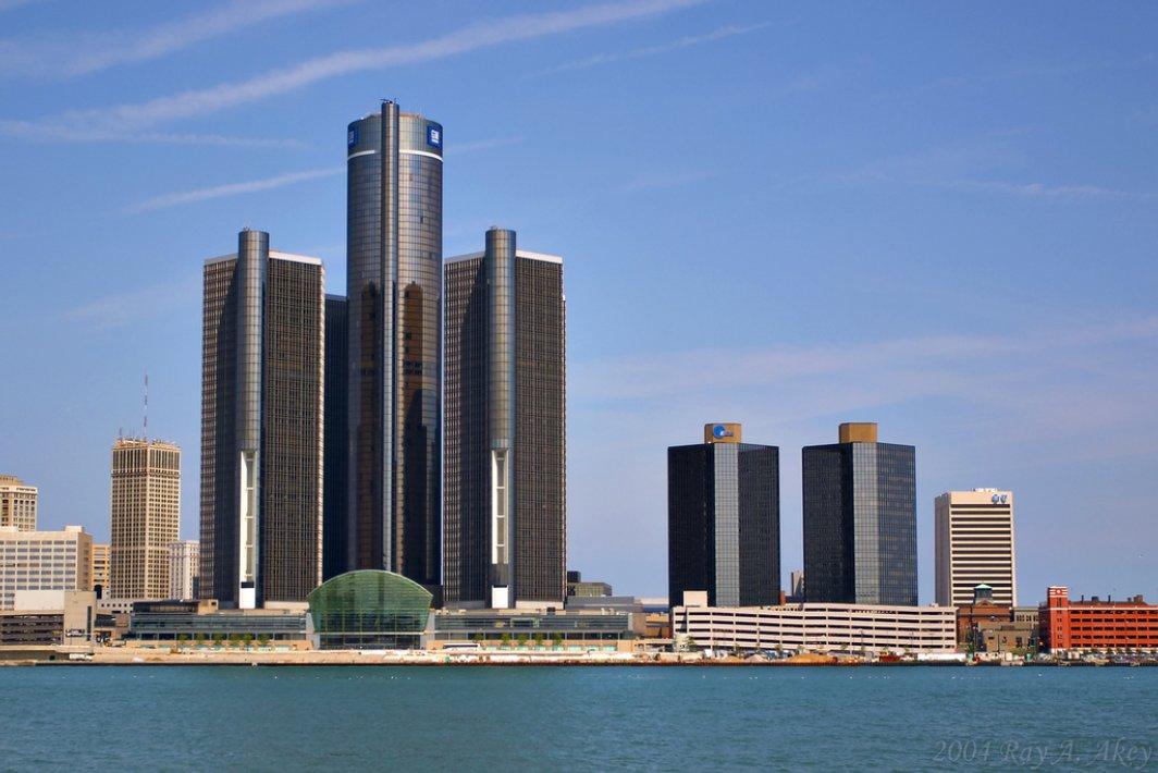 Detroit Renaissance Center