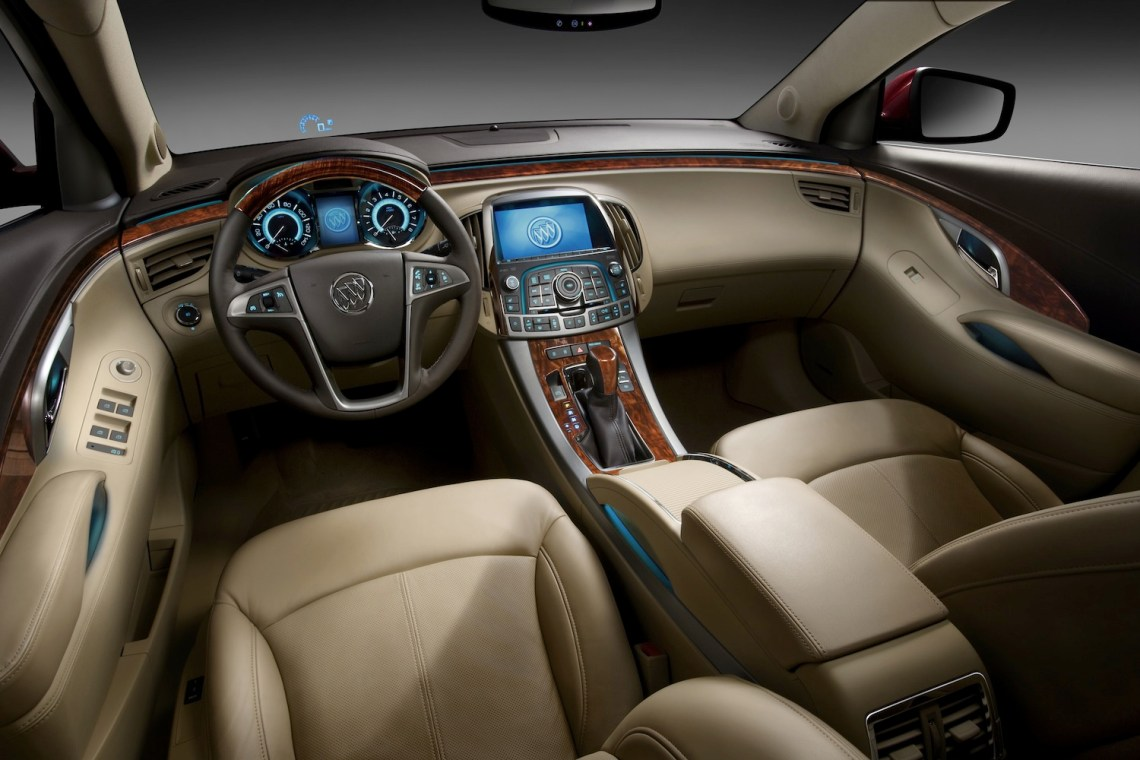 Here S How Buick Illuminates Its Cabins Using Ambient Lighting Gm