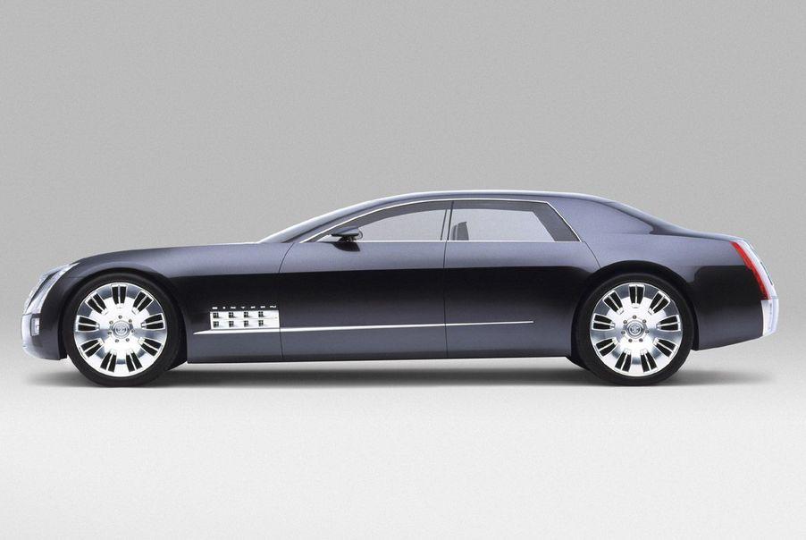 Chevrolet Concept Impala 2013