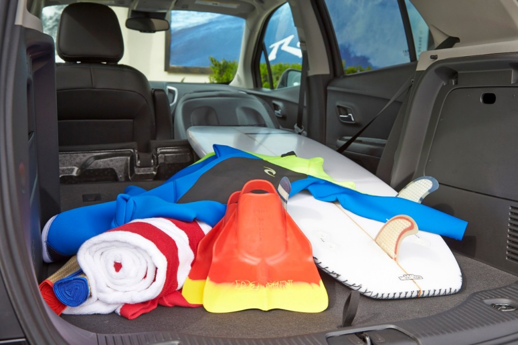 2015 Chevrolet Trax Surf Board