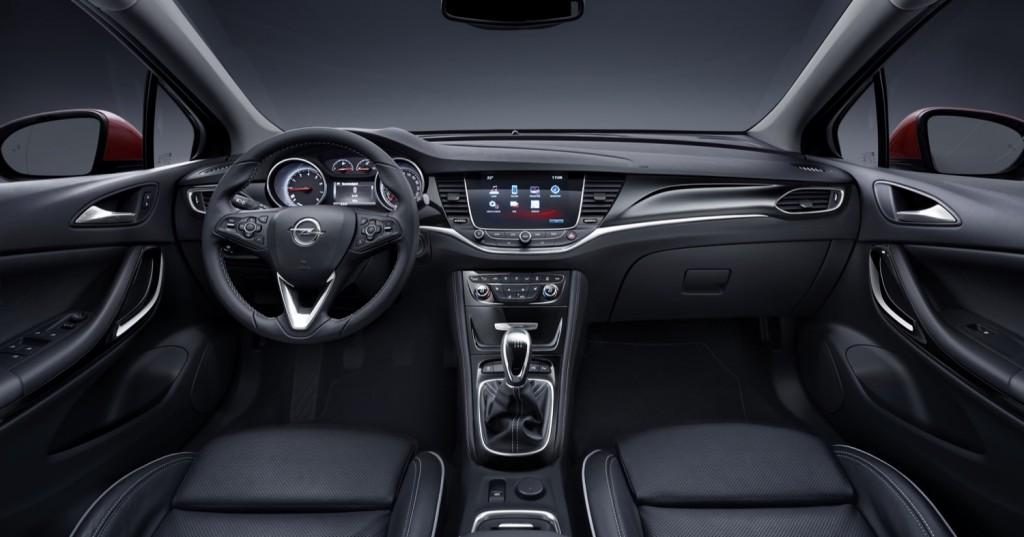 2016 Opel Astra Interior Video GM Authority