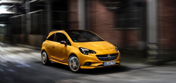 Opel Corsa Tech And Color Upgrades Gm Authority