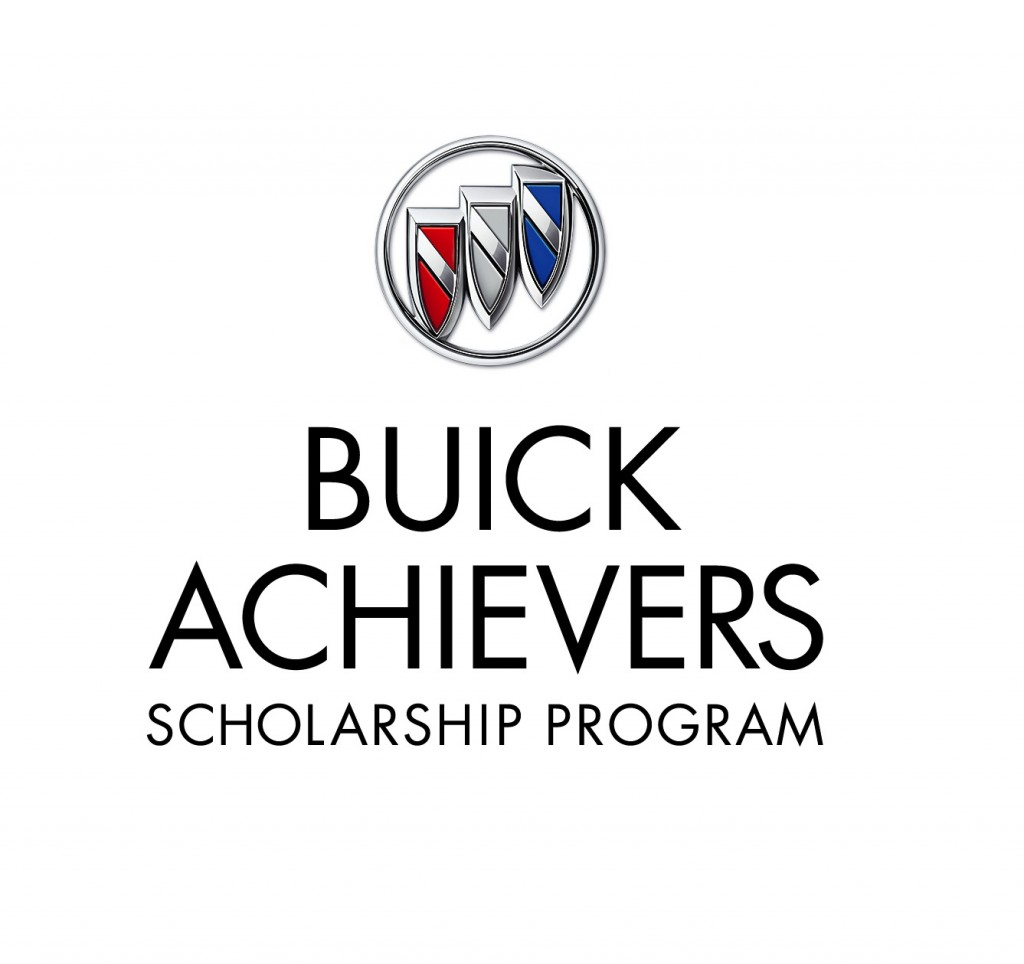 Buick Achievers Scholarship Applications