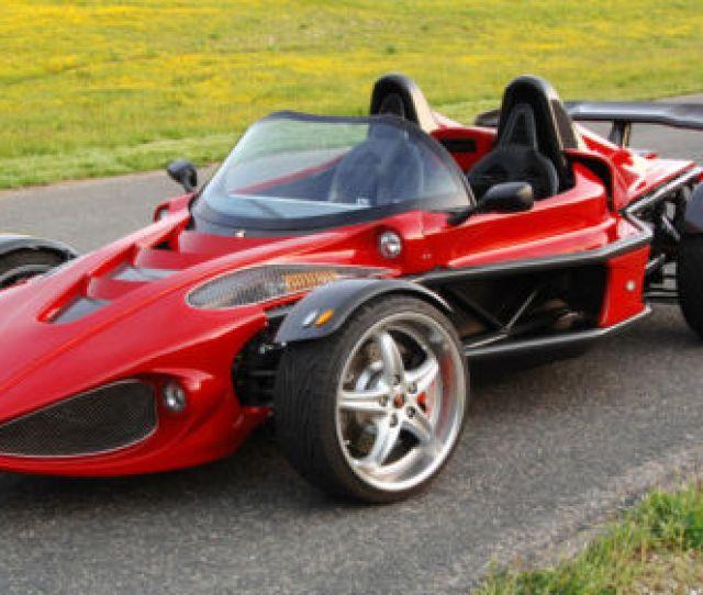 Deronda G400 Sports Car For Sale By Jay Leno
