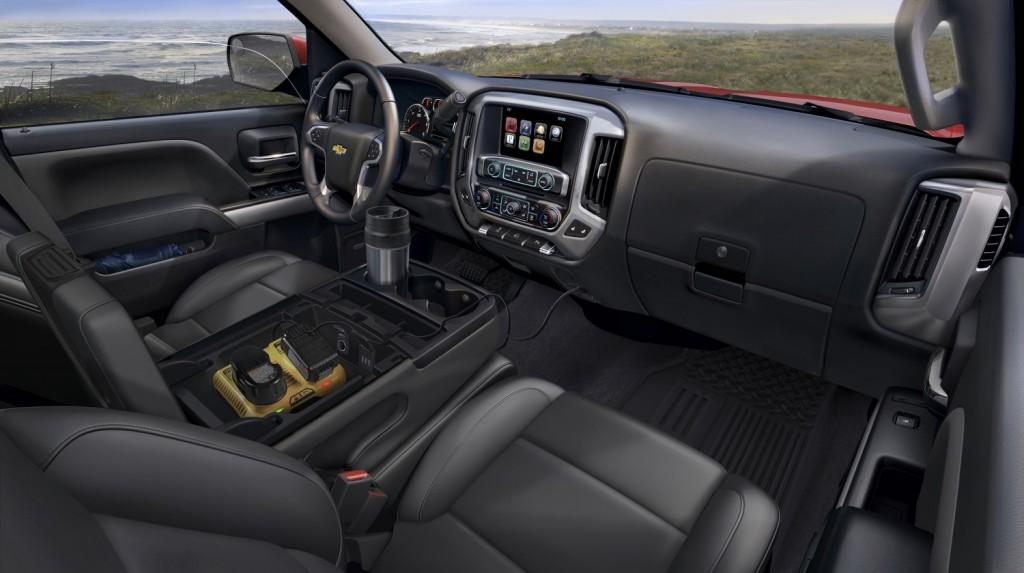 2015 Chevrolet Silverado Interior 001