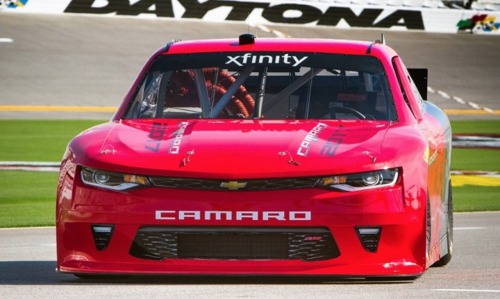 2017 Chevrolet Camaro NASCAR Stock Car Xfinity Series