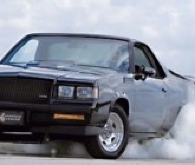 Buick Grand National Gets The El Camino Treatment Ebay Find