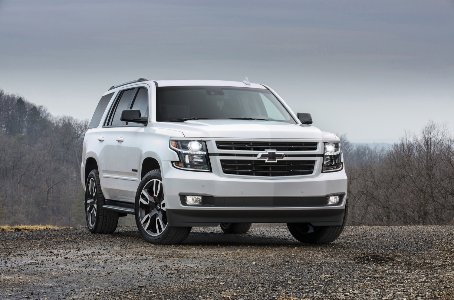 2018 tahoe rst 6 2l performance edition