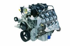 Chevrolet Introduces L96 V8 Engine: SEMA 2017   GM Authority