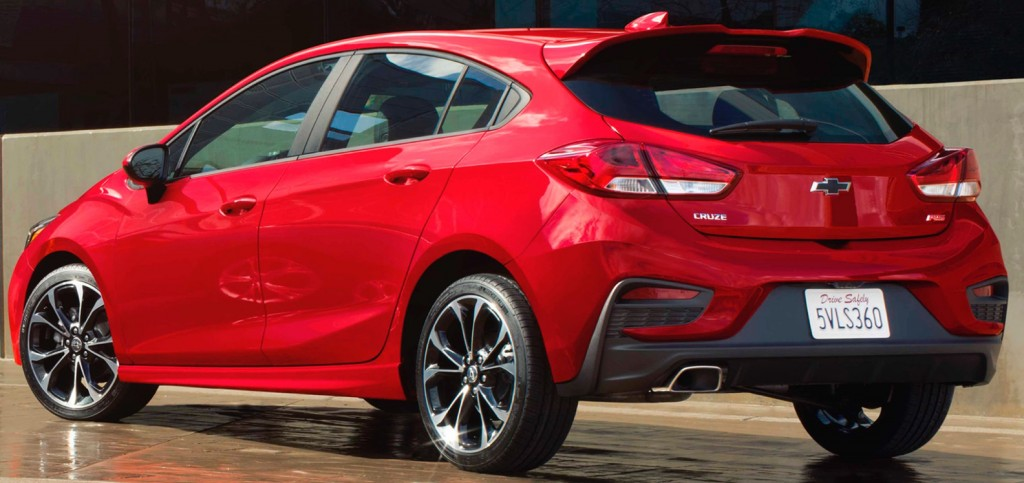 2019 Cruze Adds Ability To Disable Engine Auto Stop-Start