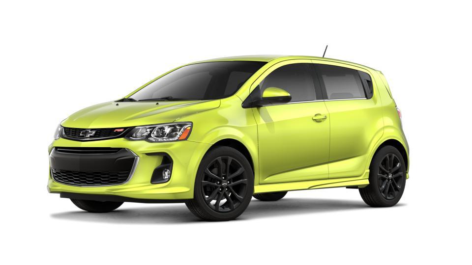 2019 Chevrolet Sonic Hatch in Shock GKO 002