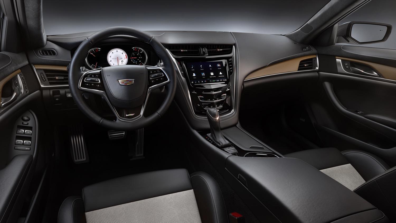 2019 Cadillac Cts V Ats V Pedestal Editions Bow Gm