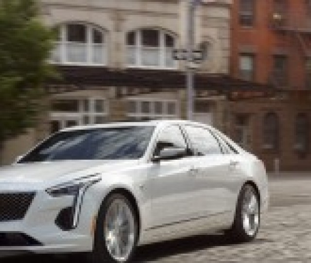 Gm Says Cadillac Ct6 Will Live On In Us After All Plans To Move Production Underway