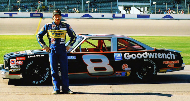 Dale Earnhardt 1977 Nova NASCAR