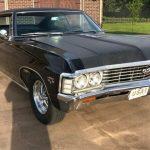 For Sale Triple Black 1967 Chevrolet Impala Ss427 Gm Authority