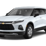 New Chevrolet Blazer Visual Comparison By Model And Trim Gm Authority