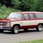 Here S Every Generation Of The Chevrolet Suburban So Far Gm Authority