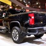 Chevrolet Silverado Carhartt Edition Gets Black Z71 Badges Gm Authority