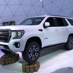 This Is The 2021 Gmc Yukon At4 Gm Authority