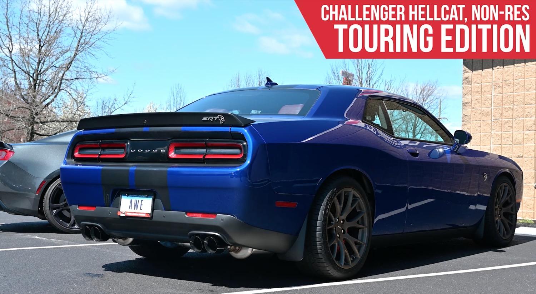 chevy camaro ss vs challenger hellcat