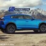Electric Corvette Crossover In The Works New Report Says Gm Authority