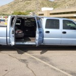 Insane Seven Door Chevy Silverado Limo Dually For Sale Gm Authority