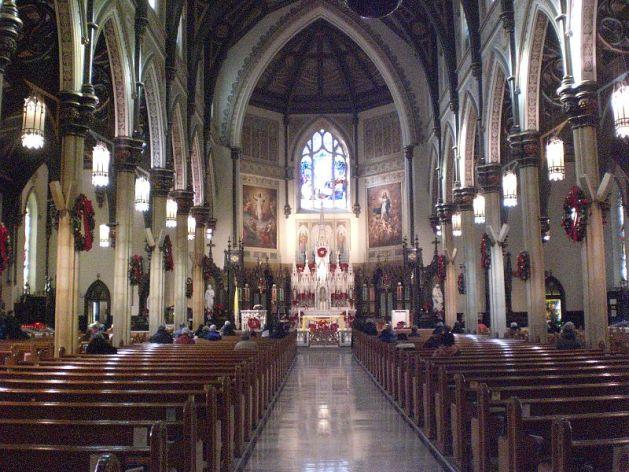 St. Patrick's, Ottawa