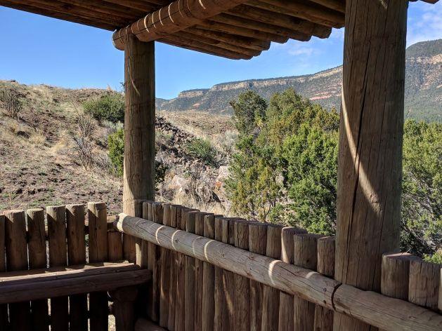 Pecos Pueblo Rest Area