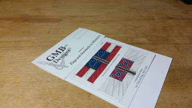 Confederate States 2nd National Flag 1863-1865 (Lee