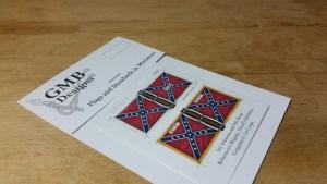 South Carolina crescent flags