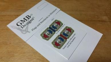 Vistula Legion, Lancers. 1st and 2nd Squadrons.