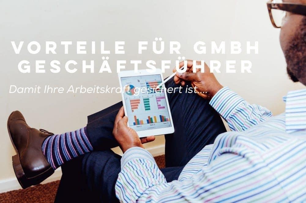 Versichern und Vorsorge GmbH Geschäftsführer - Machen Sie Privatausgaben zu Betirebsausgaben