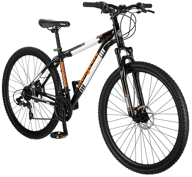 Mongoose Mountain Bike Gmc Bike