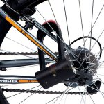 Xtreme Bright Illumilock Blade Bike U-Lock