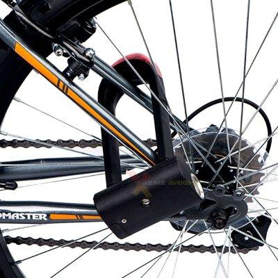 Xtreme Bright Illumilock Blade Bike U-Lock