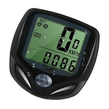 Bicycle Speedometer and Odometer by YS