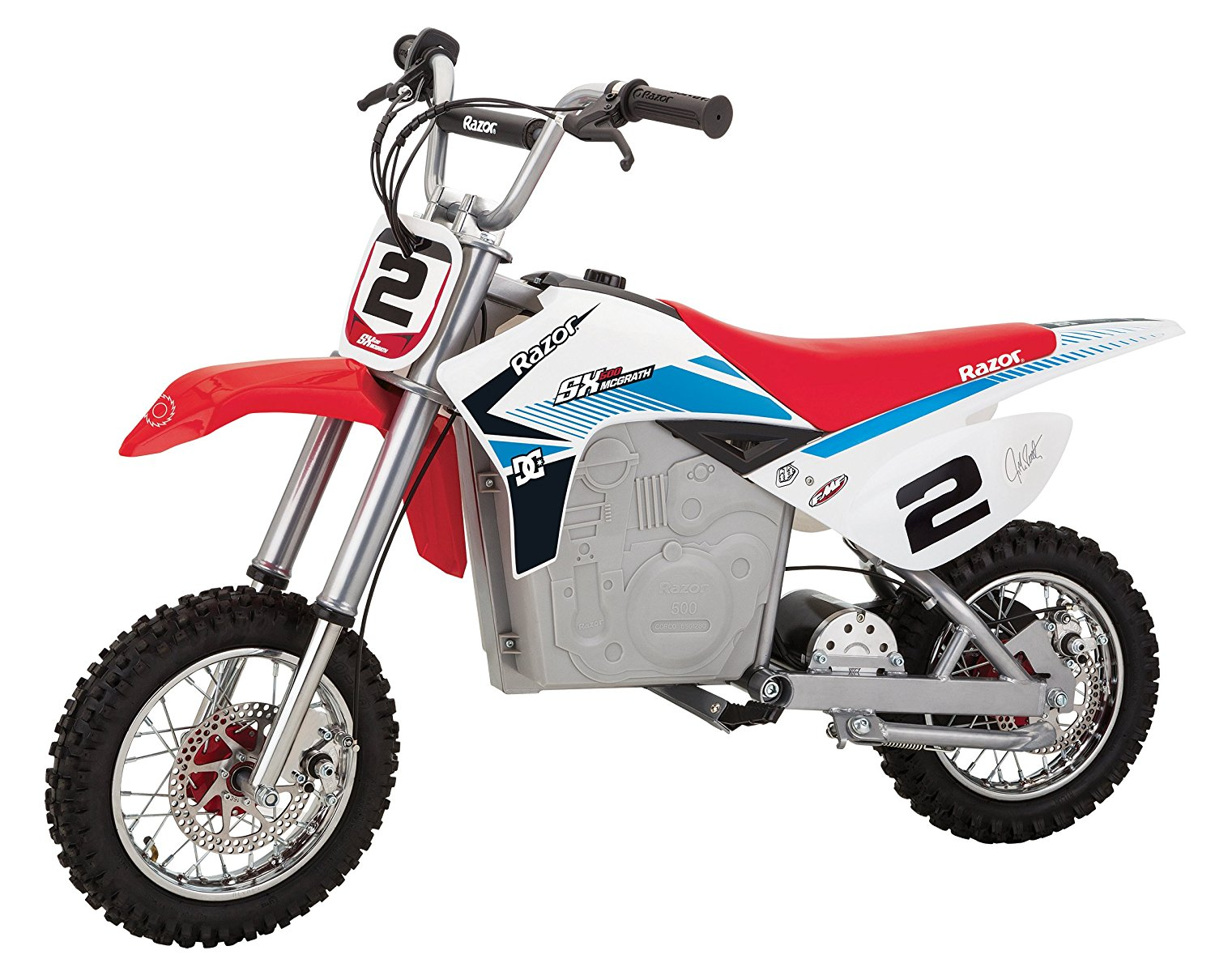 Automatic Dirt Bikes