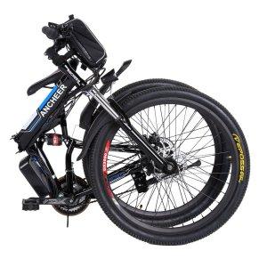 ancheer folding bike