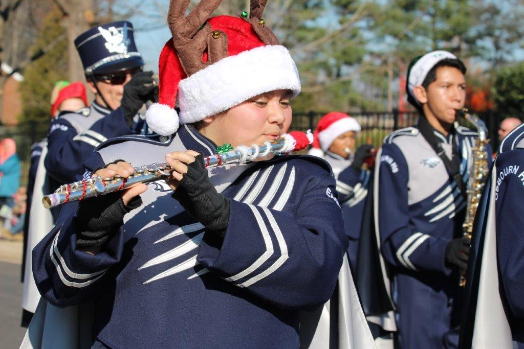Parade Band Sponsorship Level – $1,500