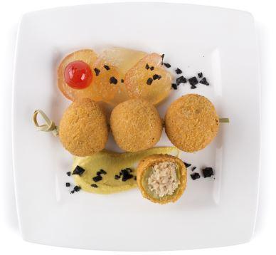 Olive ascolane Italiaanse antipasti Nederlands Belgie