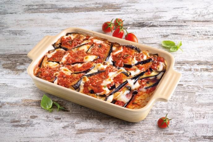 melanzane alla parmigiana horeca