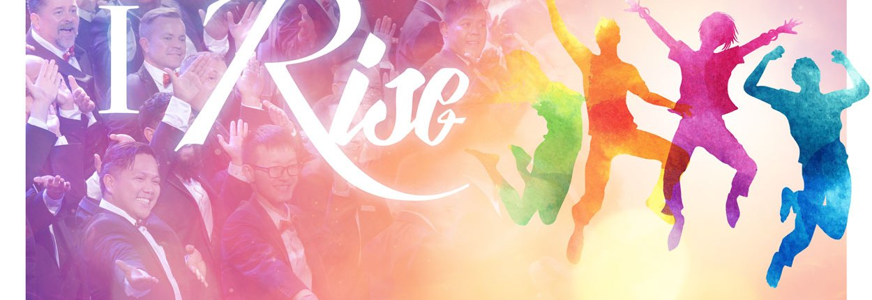 I Rise, presented by GMCLA at the Walt Disney Concert Hall in early July, 2017