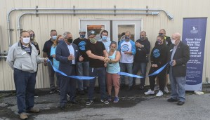 Apex Brewery Ribbon Cutting