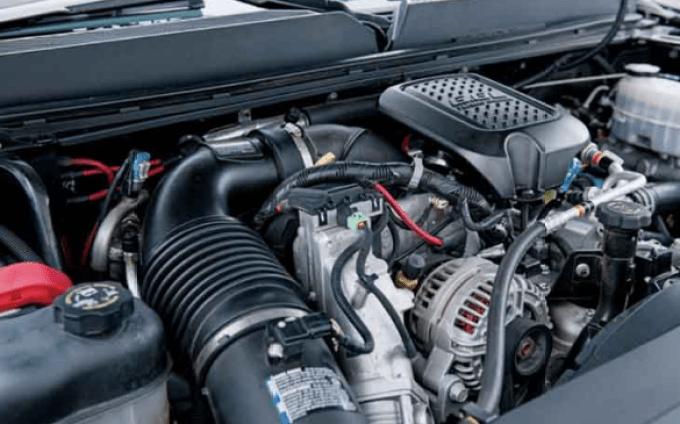 2019 GMC Denali 2500 Engine