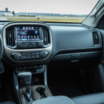2020 GMC Canyon Interior