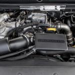 2020 GMC Sierra Denali Engine
