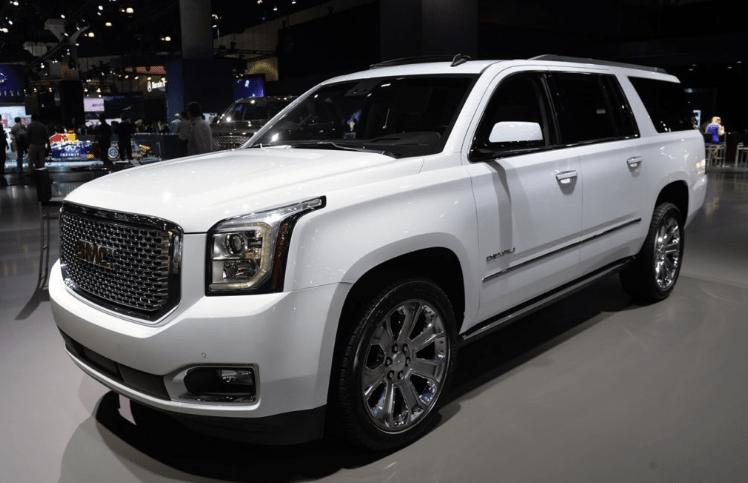 2020 GMC Yukon Concept, Diesel, Release Date – GMC Specs News