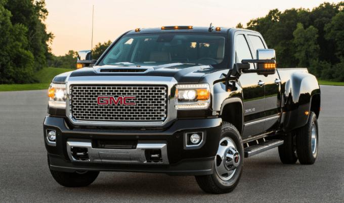 2019 Gmc 3500hd Denali Dually Diesel Specs Gmc Specs News